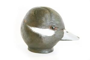 Bufflehead Decoy Heads - HD-81-DP