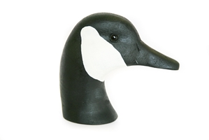 Canadian Goose Decoy Heads - HG-102-DP