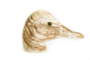 Canvasback Decoy Heads - HD-Canvasback