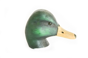Mallard Decoy Heads