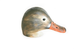 Mallard Decoy Heads - HD-11-DP